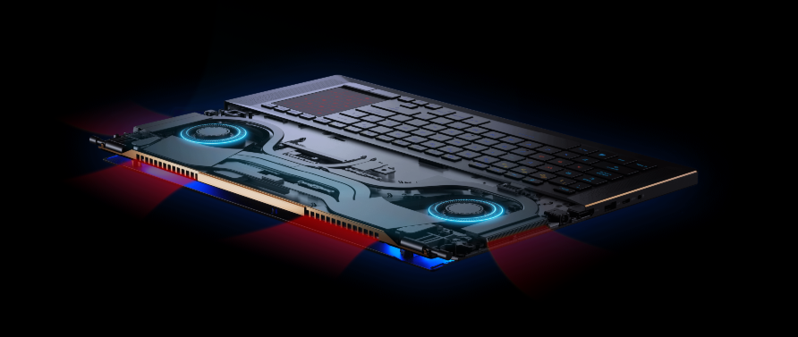 ASUS Zephyrus S (GX701GX) the company useing in this ASUS Zephyrus S (GX701GX) is nvidia geforce RTX 2080