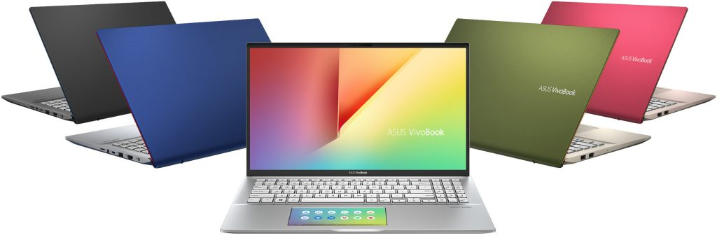 Asus is a very popular brand in the laptop or pc market also and his Vivobook series knowen for this design and his feature. The biggest highlight of this laptop is trackpad or this ASUS VivoBook S15