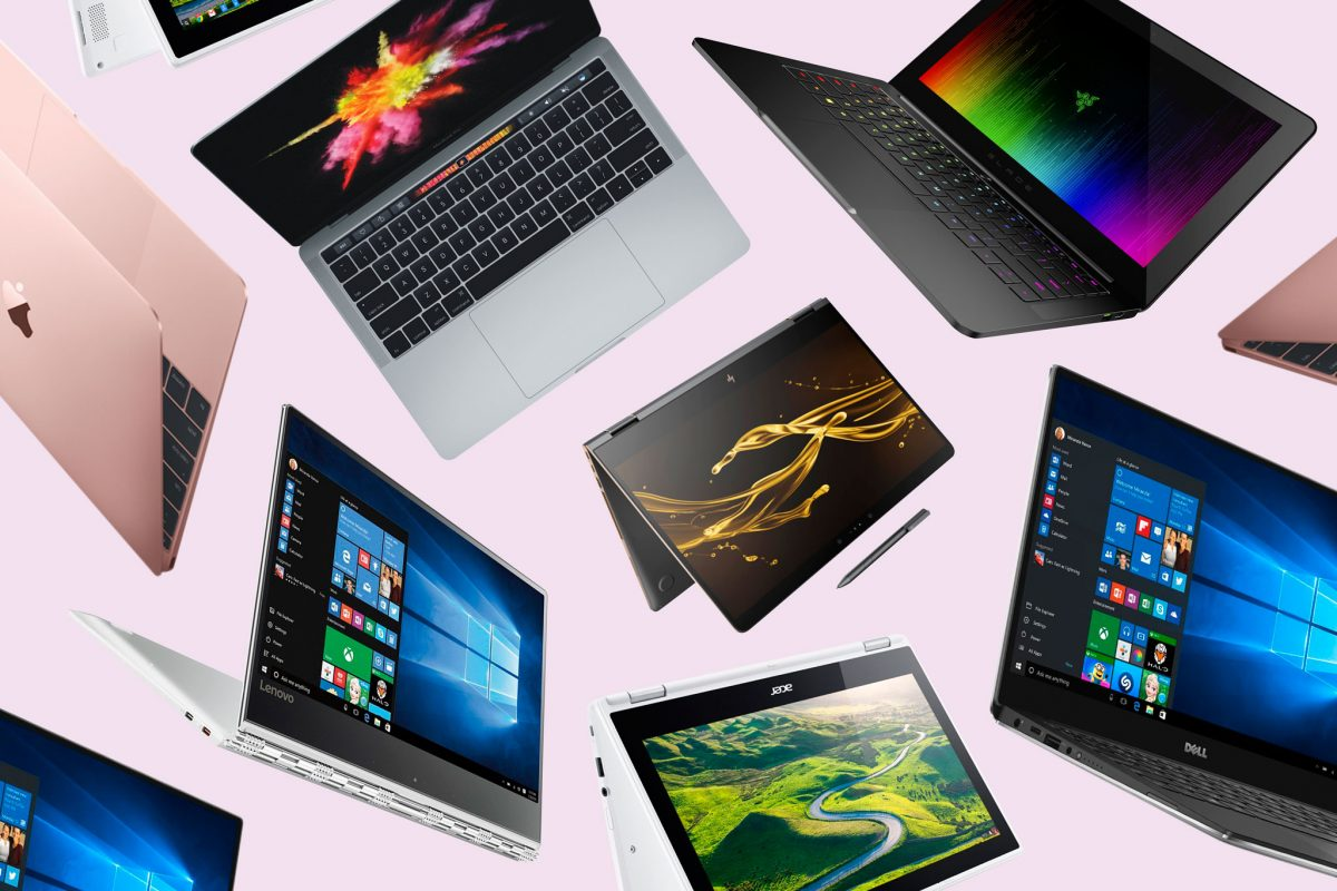 Top 5 laptops coming with intel 10th gen processor.