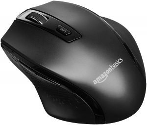 amazon basics egonomic wireless mouse best mouse coming under 10000