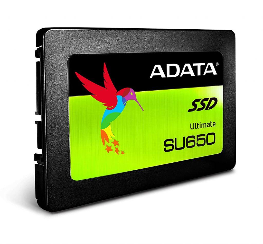 ADATA Ultimate SU650 480GB SATA SSD